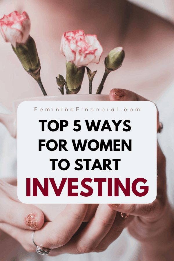 There are so many ways to invest that the process must sounds risky and complicated. Investing can be just plain scary. Learn the best ways for women to start investing. Investing money is just as important as budgeting and saving to your financial wellness. Increase your net worth by learning how to invest. #invest #investments #howtoinvest #womeninvestments #personalfinance #finance #femininefinancial